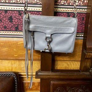 Rebecca Minkoff Grey Crossbody Bag (Small)